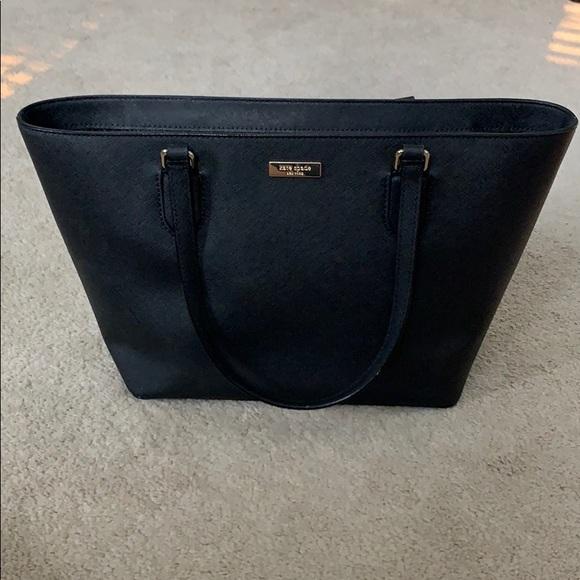 kate spade Handbags - Kate Spade Black Tote Purse